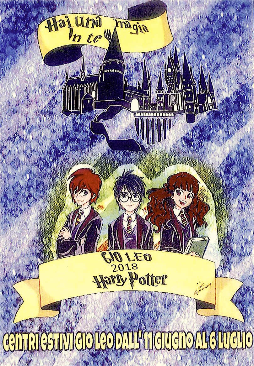 GIO LEO 2018 - Harry Potter